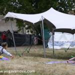 yoga pour enfant en vendee la roche sur yon parent enfant relaxation enfant professeur Maud Chevallier