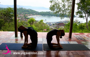 padangbai yoga bale maud chevallier professeur de yoga vendee