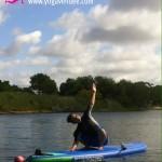 cour yoga paddle la tranche sur mer sila yoga wave school zone nautique du maupas