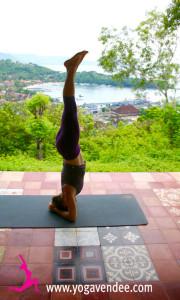 retraite stage cours yoga bali