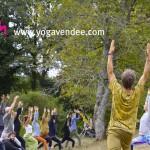 retraite yoga vendée week end bien être professeur de Yoga maud chevallier