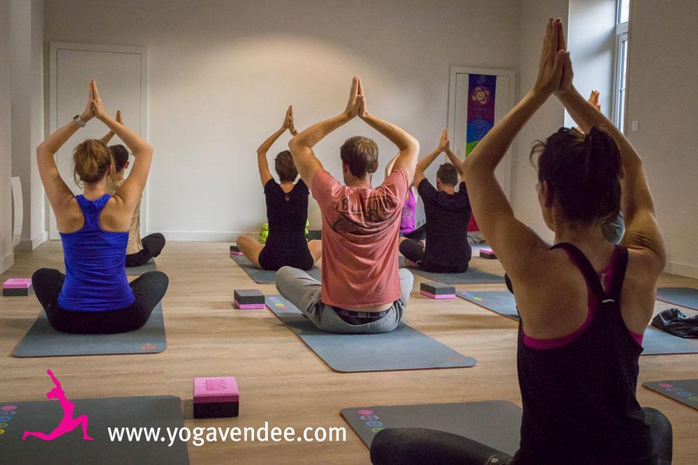 yoga vendee entreprises cours atelier conférences stages manifestations séjours