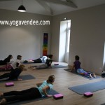 yoga la roche sur yon yoga vendee maud chevallier yoga hatha vinyasa iyengar