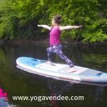 paddle vendee la tranche sur mer yoga starboard