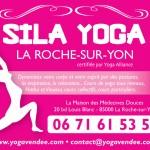 cours professeur yoga la Roche sur yon Vendee