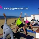 La Tranche-sur-mer cours de yoga Hotel-des-dunes