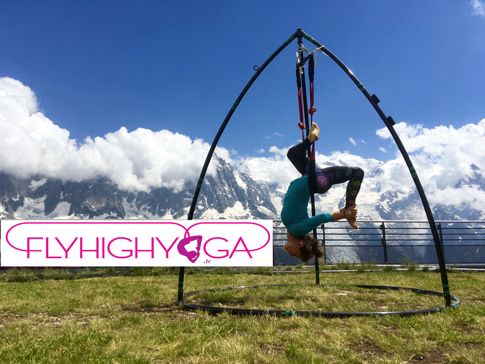 cours yoga aerien fly yoga flyhighyoga france vendee