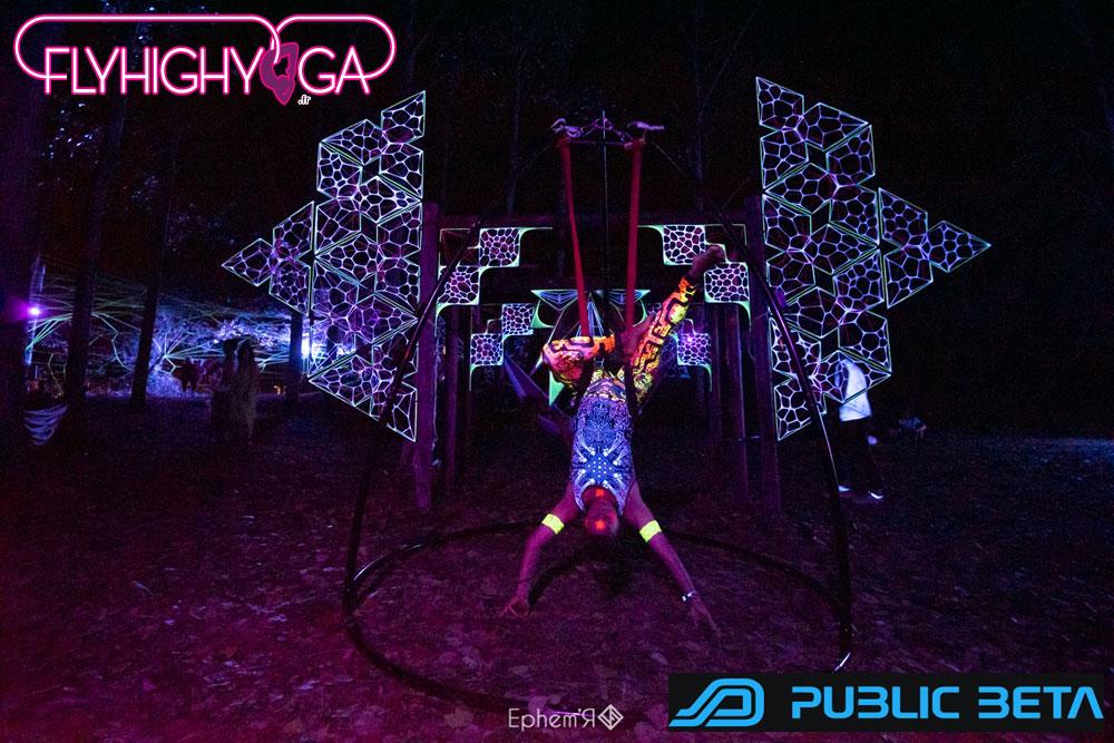 flyhighyoga france hadra trance festival public beta cour de yoga aerien la roche sur yon vendee
