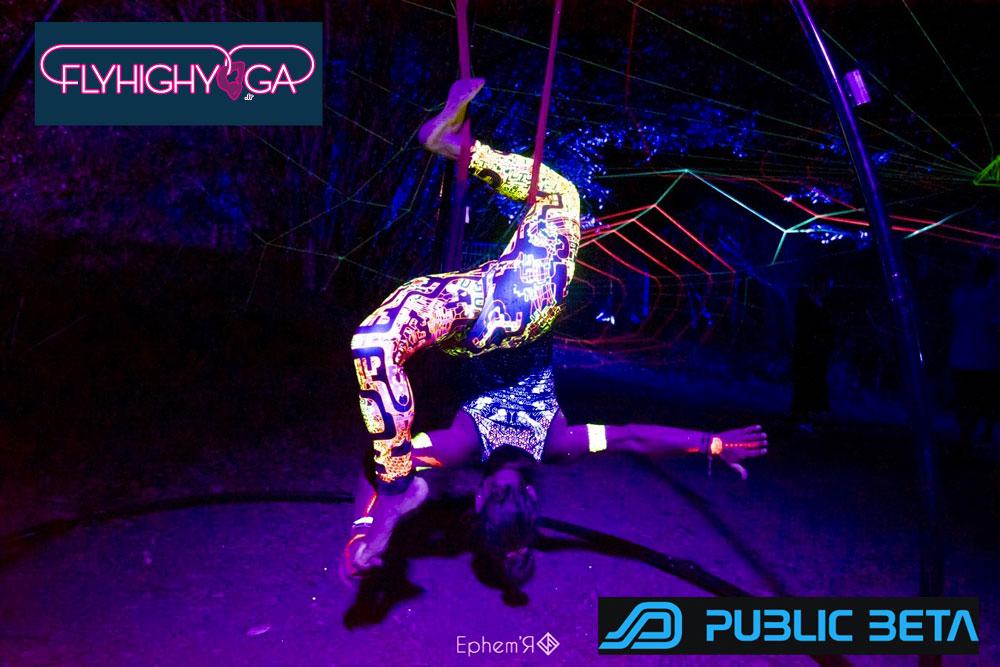 flyhighyoga france yoga aerien public beta hadra trance festival