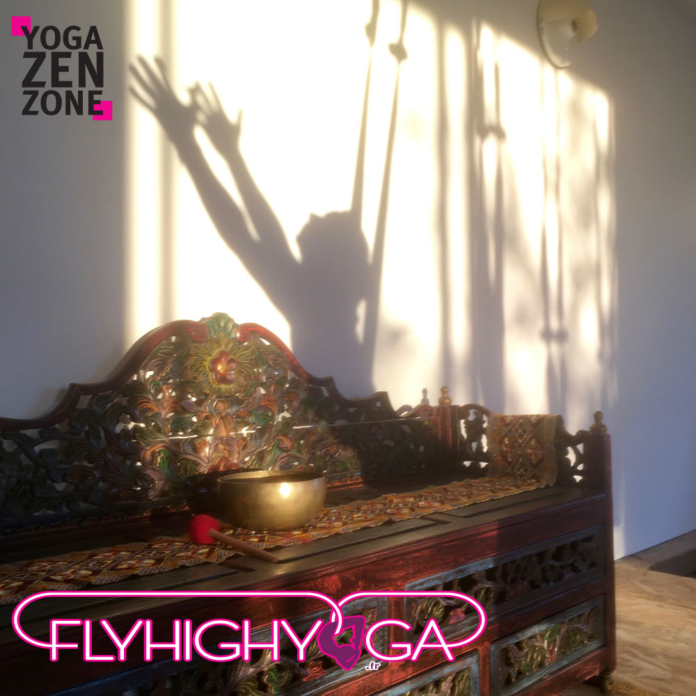flyhighyoga fly yoga vendée salle de yoga zen zone france