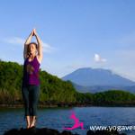 yoga bali retraite volcan agung