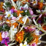 cérémonie offrandes bali