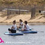 cour particulier sup yoga paddle la tranche sur mer vendée