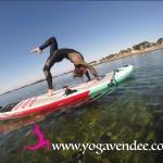 cours sup yoga vendee la tranche sur mer relaxation tous niveau la roche sur yon