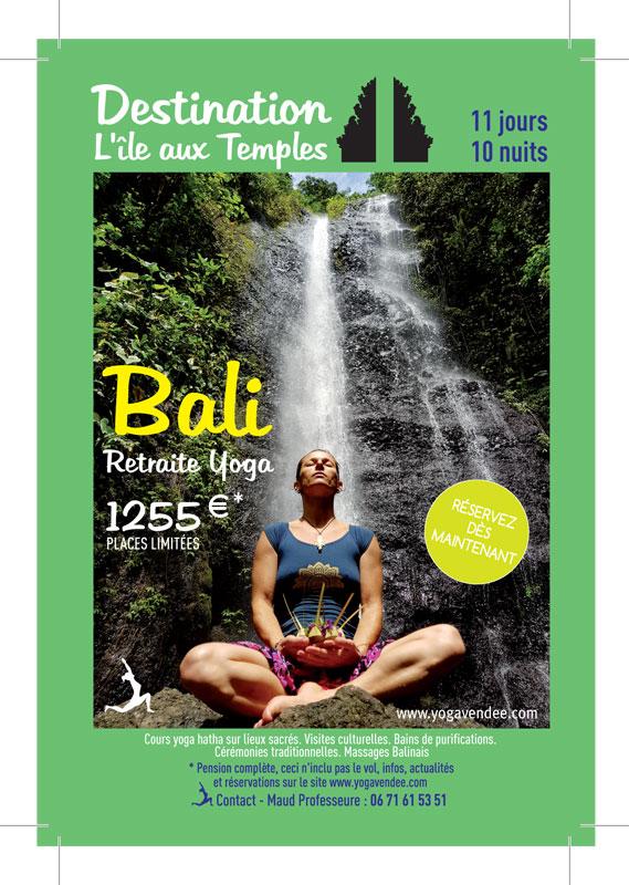 retraite yoga bali voyage organisé