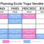 cours yoga la roche sur yon yoga vendee
