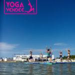 yoga sup paddle la tranche sur mer