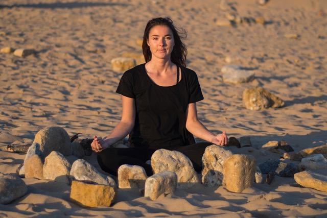Bérangère Doux Professeur Yoga Vendée