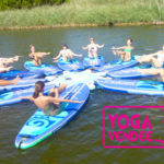 yoga paddle france vendee la tranche sur mer sup yoga