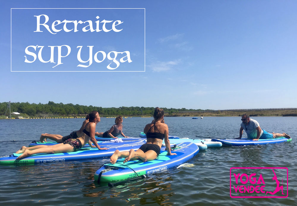 retraite stage sup yoga en france