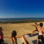 cour de yoga vendee la tranche sur mer vegetarien