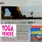 yoga vendee la roche sur yon