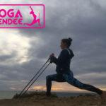 yoga vendee marche nordique longeville sur mer