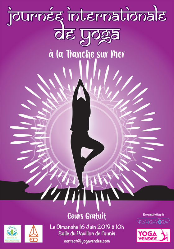 journee internationale yoga en vendee france la tranche sur mer