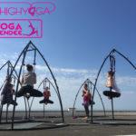 flyhighyoga france yoga vendee festival yoga maud chevallier yoga aerien