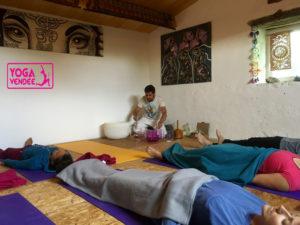 cours yoga vendee bol de cristal resonnance sonore