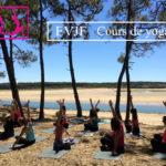 Cours de yoga evjf enterrement vie de jeunes filles en vendee