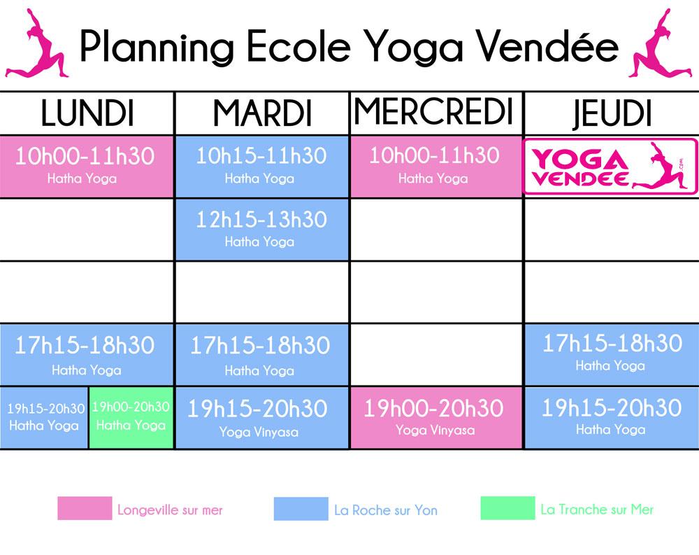 cour de yoga la roche sur yon yoga vendee 2019 2020