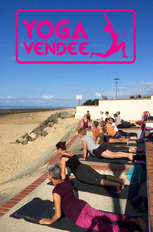 la tranche sur mer cour de yoga