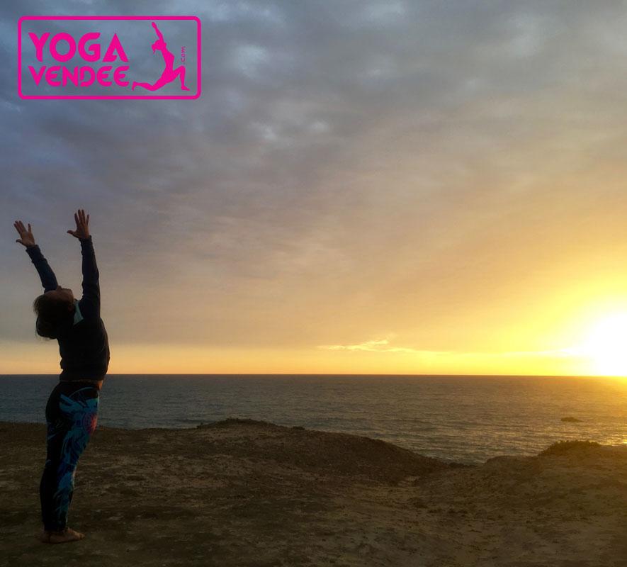 atelier sunrise sunset salutaion soleil yoga vendee