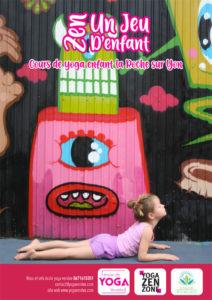 cours yoga enfant la roche sur yon la tranche sur mer vendee