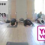 cours de yoga dynamique la roche sur yon bol de cristal bain sonore