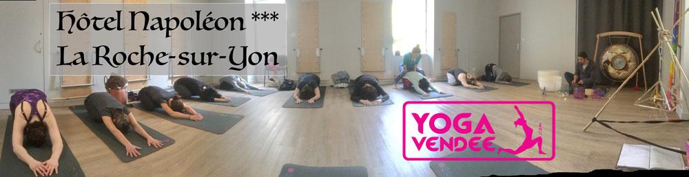 Voyage intérieur lâcher prise cours de yoga, vibration des bols de cristal