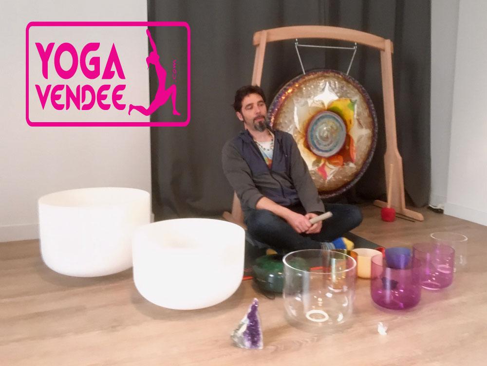 yoga vendee bol de cristal cours de yoga la tranche sur mer la roche sur yon