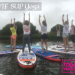 evjf sup yoga paddle en vendée la tranche sur mer france