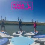 sup yoga paddle formation stage en vendée france