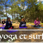 yoga et surf cours de yoga plage des conches bud bud longeville sur mer vendee manu surf