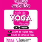 cours de yoga vendée en ligne