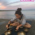 cours de yoga vendée sunset salutation soleil maison clémenceau st vincent sur jard